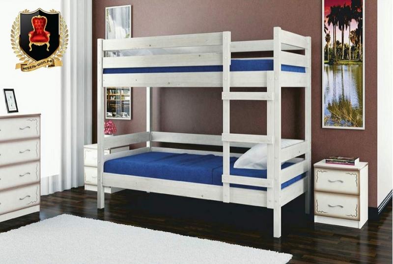 Двухъярусные кровати по оптовым ценам в Крыму.