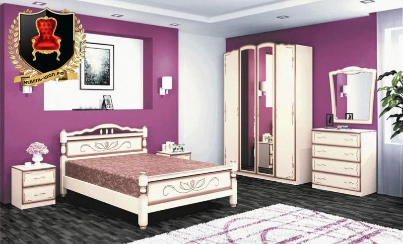 Спальни BTS по оптовым ценам в Крыму.