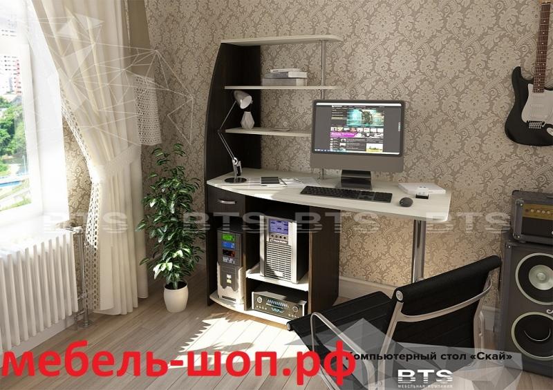 Компьютерные столы по оптовым ценам в Крыму.