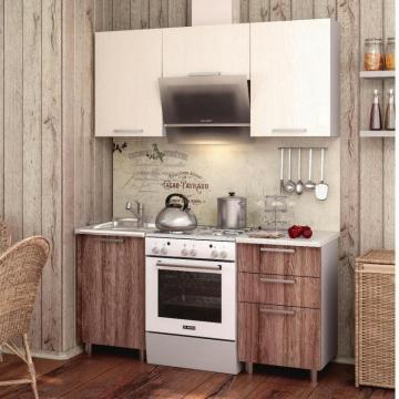 Кухонный гарнитур 1,6 м Катя