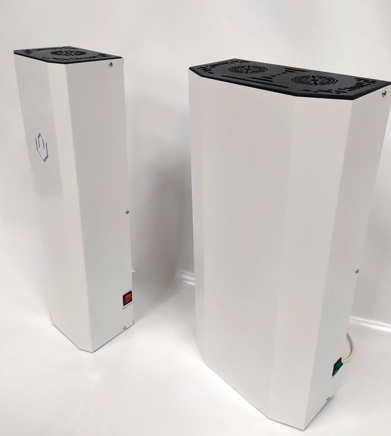 Рециркулятор воздуха ультрафиолетовый настенный Атлас 60.2