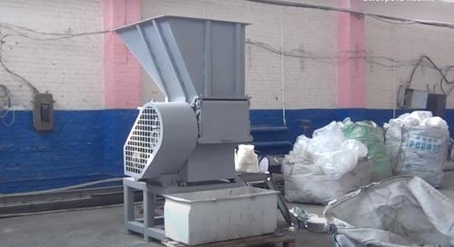 ПРОДАМ Шредер СТАНКО ШР-1.600. Однороторный шредер